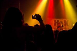 Konzert Bild CastlerockBurgdorf Metal Rock