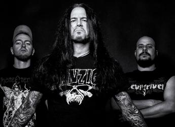 crypt band bild trash death metal