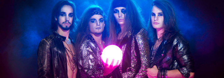 Rusted Guns Band aus Aarau Hard Rock Glam Metal