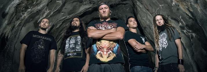 Blunt Force Therapy Deathmetal & Mathcore aus Zürich