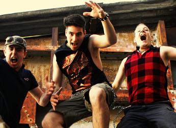 Head Smashed Band Pop Punk aus Chur