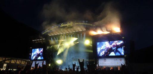 Bild Greenfield Festival 2019 Donnerstag