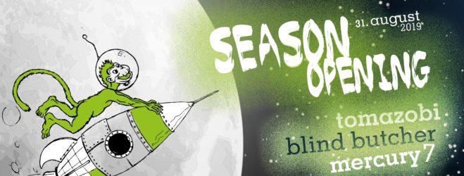 season opening sägegasse 2019/2020
