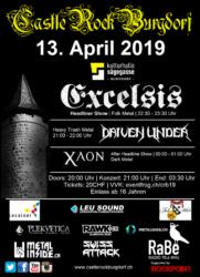 CastleRock Flyer April 2019