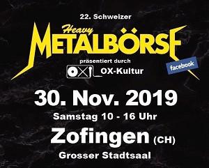 22. Metalbörse Schweiz